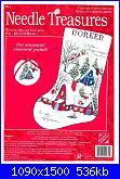 Needle Treasures 02981 - Winter Dreams stocking-needle-treasures-02981-winter-dreams-stocking-jpg
