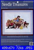 Needle Treasures 04634 - The yarn party-needle-treasures-04634-yarn-party-jpg
