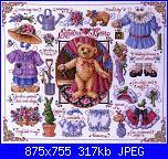 Bucilla 42732 Paperdoll Teddies-bucilla-42732-paperdoll-teddies-jpg