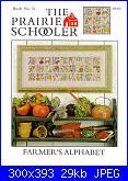 The Prairie Schooler 76 - Farmer's alphabet-prairie-schooler-76-farmers-alphabet-jpg