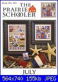 The Prairie Schooler 154 - July-prairie-schooler-154-july-jpg