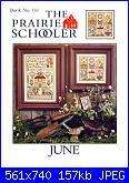 The Prairie Schooler 161 - June-prairie-schooler-161-june-jpg