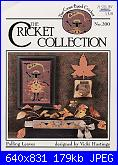 The Cricket Collection 200 Falling Leaves - Vicki Hastings - 2000-cricket-collection-200-falling-leaves-vicki-hastings-2000-jpg