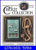The Cricket Collection 207 - The Voyage Home - Vicki Hastings - 2001-cricket-collection-207-voyage-home-vicki-hastings-2001-jpg