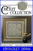 The Cricket Collection 211 - Thoughts of Father - Vicki Hastings - 2001-cricket-collection-211-thoughts-father-vicki-hastings-2001-jpg