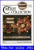 The Cricket Collection 236 - Yikes - Vicki Hastings - 2003-cricket-collection-236-yikes-vicki-hastings-2003-jpg