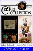 The Cricket Collection 255 - Works of the Heart I -Vicki Hastings - 2005-cricket-collection-255-works-heart-i-vicki-hastings-2005-jpg