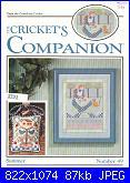 The Cricket's Companion 049 - Summer-cricket-companion-049-summer-jpg