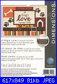 Dimensions - 70-65124 A Dog's Love-dimensions-70-65124-dogs-love-jpg