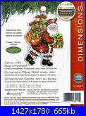 Dimensions 70-08912 Santa with Bag Ornament-dimensions-70-08912-santa-bag-ornament-jpg
