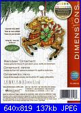 Dimensions 70-08916 Reindeer Ornament-dimensions-70-08916-reindeer-ornament-jpg