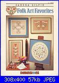 Dimensions 177 Folk Art Favorites - Sandra Gilpin-dimensions-177-folk-art-favorites-sandra-gilpin-jpg
