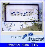 Ulrike Blotzheim UB Design 447 Blauer Horizont-ulrike-blotzheim-ub-design-447-blauer-horizont-jpg