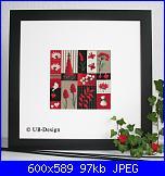 Ulrike Blotzheim UB Design 797 Rot trifft Schwarz-ulrike-blotzheim-ub-design-797-rot-trifft-schwarz-jpg