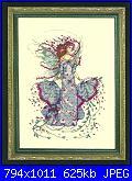 Mirabilia - MD132 - October Opal Fairy - apr 2014-october-opal-fairy-jpg