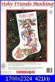 Dimensions 8440 - Friesky Friend Stocking-dimensions-8440-friesky-friend-stocking-jpg
