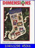 Dimensions 8522 - Holiday Stamps Stocking-dimensions-8522-holiday-stamps-stocking-jpg