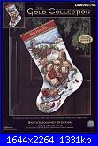 Dimensions 8752 -  Santa's Journey Stocking-dimensions-8752-santas-journey-stocking-jpg