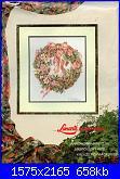 Lanarte 34137 - Flower Wreath-picture-jpg