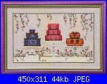 Mirabilia - Nora Corbett - NC182 - Garden Party Cakes 2013-nc182-garden-party-cakes-jpg