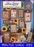 Alma Lynne Designs - ALX-119 Country Button Samplers - 1994-alma-lynne-designs-alx-119-country-button-samplers-1994-jpg