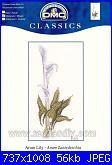 DMC - XC1062 - Arum Lily-cover-jpg