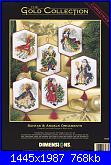 Dimensions - 8568 -  Santas & Angels Ornaments-santas-angels-ornaments-jpg
