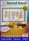 Design Works 2325 - Baseball Bunnies-121111148_2325-jpg