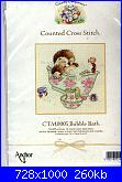 Anchor - CTM0005 - Country Companions - Bubble Bath-ctm0005-bubble-bath-jpg