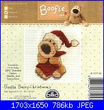 DMC BL1007F/68 - Boofle Baby Christmas-bl1007f-boofle-baby-christmas-jpg