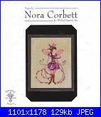 Mirabilia -  Nora Corbett -   NC217 - The Blossom Collector -  mar 2016-cover-jpg