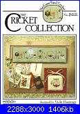 The Cricket Collection 322 - March - Vicki Hastings 2014-cover-jpg