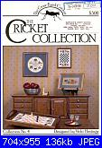 The Cricket Collection 004 - Collection No.4 - Vicki Hastings-crc-004-0-collection-no4-jpg