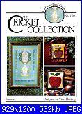 The Cricket Collection 120 - Laurels - Vicki Hastings-crc-120-0-laurels-jpg