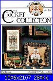 The Cricket Collection 132 - Old Books - Vicki Hastings-crc-132-0-old-books-jpg