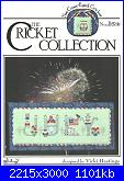 The Cricket Collection 326 - July - Vicki Hastings 2014-cover-jpg