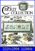 The Cricket Collection 327 - August - Vicki Hastings 2014-cover-jpg