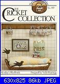 The Cricket Collection 69 - Monday's Blackbird - Vicki Hastings - 1989-69-jpg