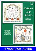 Imaginating 1909 - Frightful and Ghostly - Cathy Bussi - 2006-cover-jpg