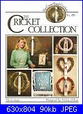 The Cricket Collection 86 - Trimmings - Nickie Odom 1990-86-trimmings-jpg