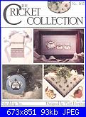 The Cricket Collection  102 - Friendship Tea - Vicki Hastings - 1992-102-friendship-tea-jpg