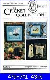 The Cricket Collection 124 - Sailors -  Vicki Hastings - 1994-124-sailors-jpg
