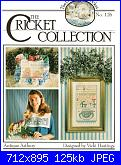 The Cricket Collection 126 - Antique Astbury -  Vicki Hastings - 1994-126-antique-astbury-jpg