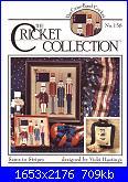 The Cricket Collection 158 - Sams in Stripes - Vicki Hastings - 1997-158-sams-stripes-jpg