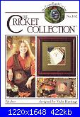 The Cricket Collection 162 - Patches -  Vicki Hastings - 1997-162-patches-jpg
