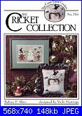 The Cricket Collection 216 - Before & After -  Vicki Hastings 2001-216-before-after-jpg