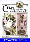 The Cricket Collection 263 - Always Summer 3 -  Vicki Hastings - 2006-263-always-summer-3-jpg