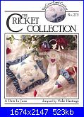 The Cricket Collection 273 - A Date In June - Vicki Hastings - 2007-273-date-june-jpg