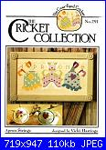The Cricket Collection 291 - Apron Strings -  Vicki Hastings 2009-291-apron-strings-jpg