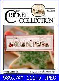 The Cricket Collection  310 - Sugar Cookies -  Vicki Hastings - 2011-310-sugar-cookies-jpg